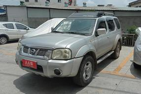 日产-帕拉丁 2013款 2.4L 两驱标准型