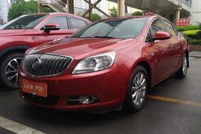 别克-英朗 2012款 GT 1.6L 手动进取版