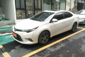 丰田-雷凌 2017款 1.2T V CVT豪华版