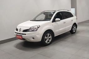 雷诺-科雷傲(进口) 2010款 2.5L 四驱舒适型