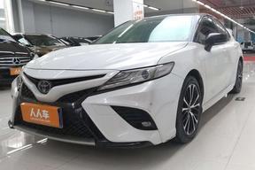 丰田-凯美瑞 2018款 2.5S 锋尚版