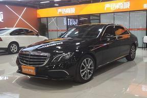 奔驰-奔驰E级 2018款 E 300 L 时尚型