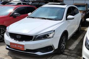 吉利汽车-远景S1 2019款 升级版 1.4T CVT尊贵型