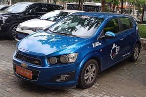 雪佛兰-爱唯欧 2011款 两厢 1.4L MT SE