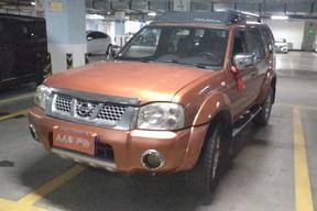 日产-帕拉丁 2007款 2.4L XE 两驱标准型