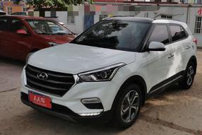 现代-北京现代ix25 2017款 1.6L 自动智能型