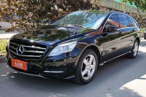 奔驰-奔驰R级 2014款 R 400 4MATIC 商务型
