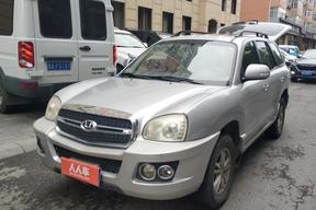 华泰-圣达菲经典 2012款 1.8T 汽油自动尊贵型(改装天然气)