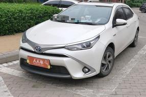 丰田-雷凌 2017款 改款双擎 1.8H GS E-CVT精英天窗版