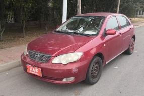 比亚迪-比亚迪F3R 2008款 1.5L 手动舒适型GL-i