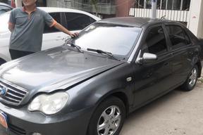 吉利汽车-自由舰 2010款 1.3L 手动精致版