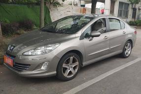 标致-标致408 2011款 2.0L 自动舒适版