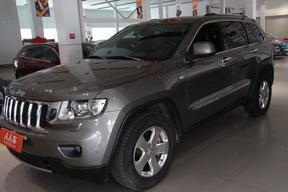 Jeep-大切诺基(进口) 2013款 3.6L 舒享导航版