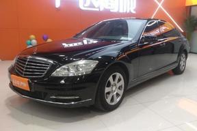 奔驰-奔驰S级 2012款 S 300 L 商务型 Grand Edition