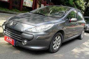 标致-标致307 2010款 两厢 1.6L 自动舒适版