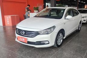 广汽传祺-传祺GA3S视界 2014款 1.6L 自动豪华ESP版