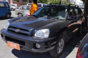 华泰-圣达菲经典 2012款 2.0L 汽油手动两驱天窗版