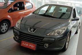 标致-标致307 2010款 两厢 1.6L 手动舒适版