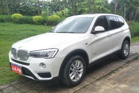 宝马-宝马X3(进口) 2016款 28i中东版(平行进口车)