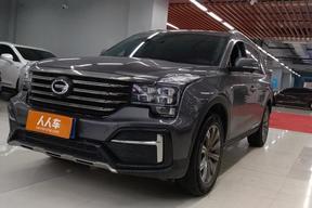 广汽传祺-传祺GS8 2020款 390T 两驱豪华智联版(七座)