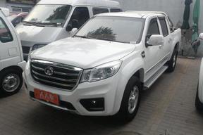 长城-风骏6 2017款 2.4L汽油两驱精英型4G69