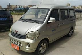 五菱汽车-五菱之光 2010款 1.2L新版实用型长车身LAQ