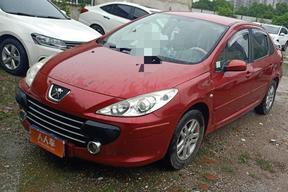 标致-标致307 2007款 改款 1.6L 自动舒适版