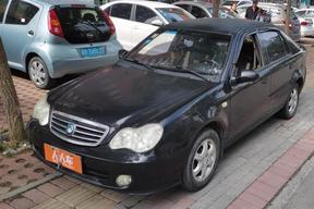 吉利汽车-自由舰 2010款 1.3L 手动经典版