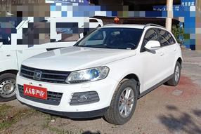 众泰-众泰T600 2015款 1.5T 手动豪华型
