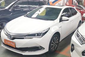 丰田-卡罗拉 2017款 改款双擎 1.8L E-CVT领先版