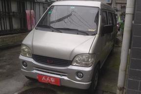 五菱汽车-五菱之光 2010款 1.1L新版标准型I长车身LXA