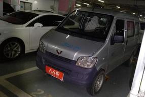 五菱汽车-五菱之光 2015款 1.2L 实用型LSI
