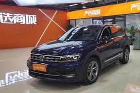大众-Tiguan 2018款 330TSI 四驱高配型
