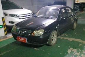 吉利汽车-自由舰 2011款 1.3L 手动时尚型(改装天然气)