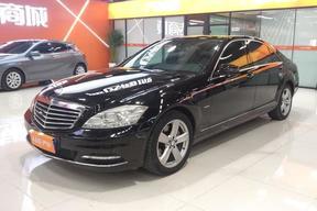 奔驰-奔驰S级 2012款 S 300 L 商务简配型