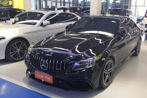 奔驰-奔驰C级AMG 2019款 AMG C 63