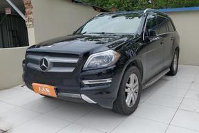 奔驰-奔驰GL级 2014款 350 CDI(平行进口车)