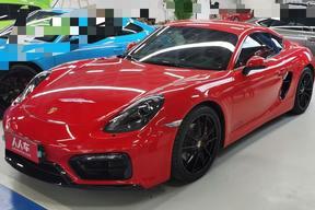 保时捷-Cayman 2014款 Cayman GTS 3.4L