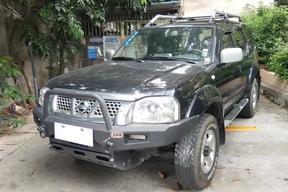 日产-帕拉丁 2008款 2.4L 四驱标准型