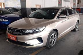 吉利汽车-帝豪GL 2018款 1.8L DCT精英智联型