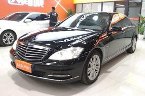 奔驰-奔驰S级 2012款 S 300 L 豪华型 Grand Edition