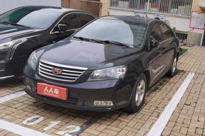 吉利汽车-经典帝豪 2012款 三厢 1.8L CVT舒适型