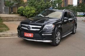 奔驰-奔驰GL级 2013款 500(平行进口车) 柴油