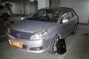 吉利汽车-金刚 2013款 1.5L 手动精英型