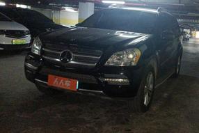 奔驰-奔驰GL级 2010款 350 CDI(平行进口车)