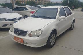 吉利汽车-自由舰 2012款 1.3L 手动时尚型II