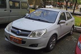 吉利汽车-金刚 2007款 经典版 1.5L 手动标准型