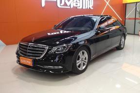 奔驰-奔驰S级 2018款 S 350 L