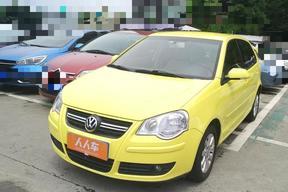 大众-Polo 2009款 劲情 1.4L 手动时尚版