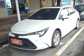 丰田-雷凌 2021款 185T CVT豪华版
